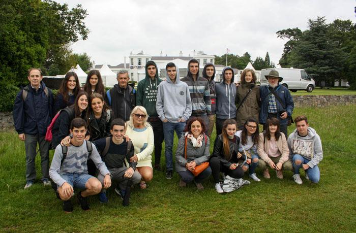 Viaje a Irlanda. Kultura Ondarea Saria 2017