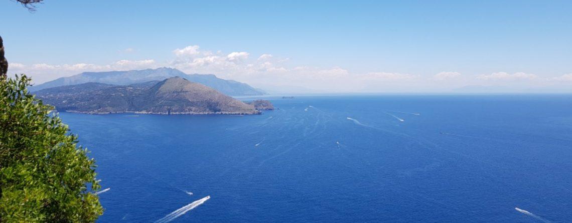 Capri, Kultura Ondarea Saria 2018