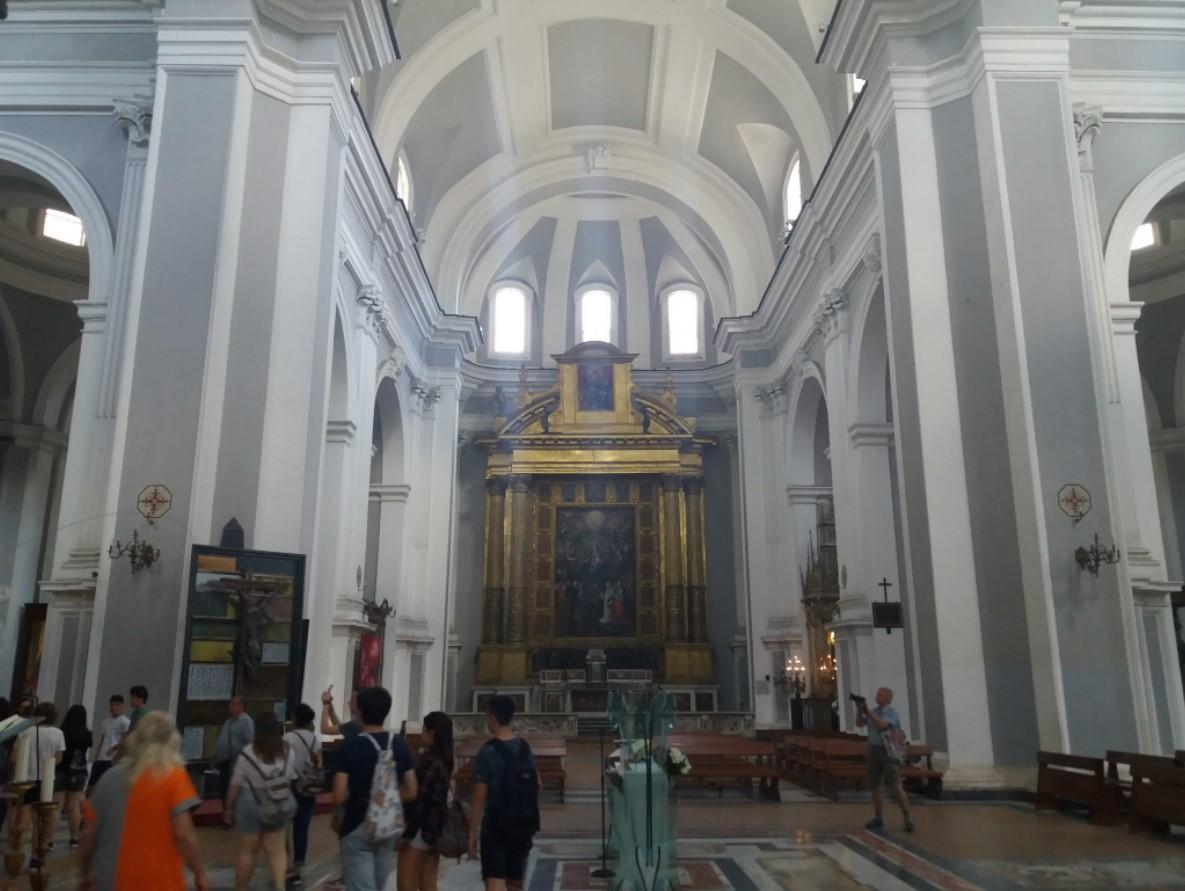 Kultura Ondarea Saria 2018, Visita cultural a Nápoles