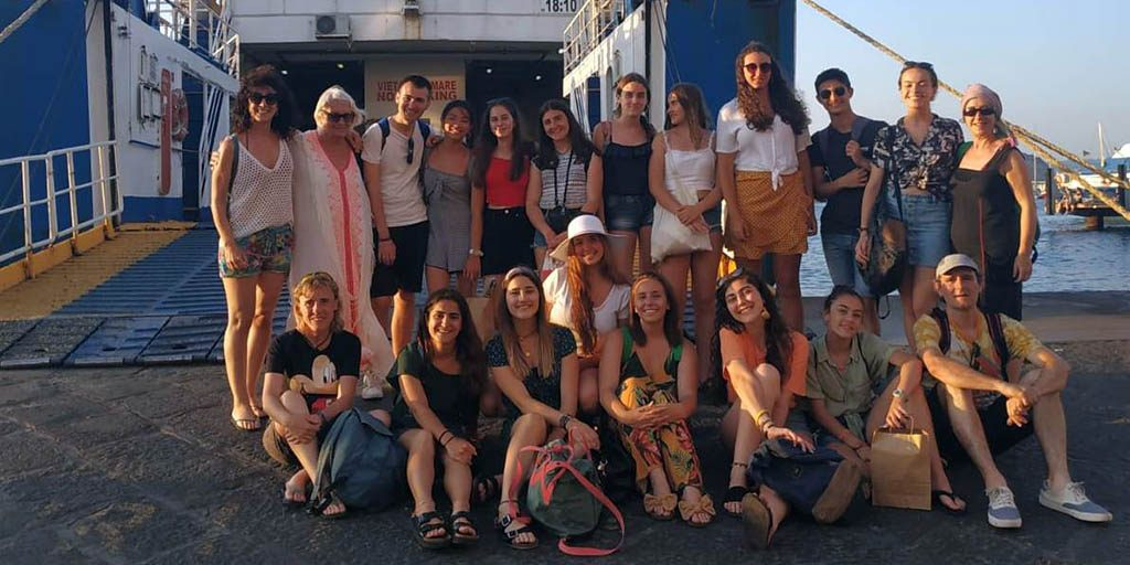 Viaje a Nápoles Kultura Ondarea Saria 2019