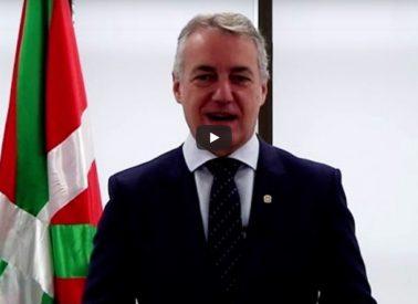 El lehendakari Urkullu apoya las Jornadas Europeas de Patrimonio